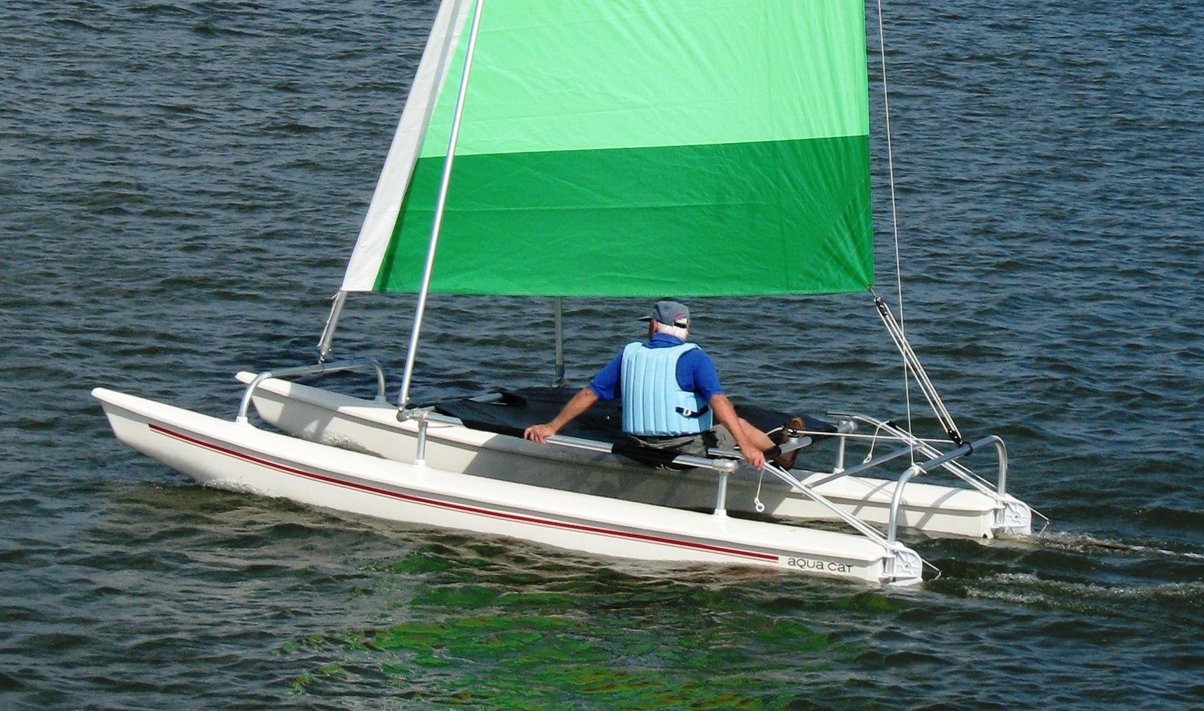 Aqua Cat Boats For Sale