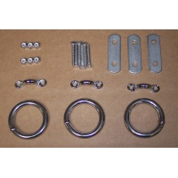 Dink Davit Ring Kit