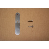 Dink Rudder Stop w/Screws